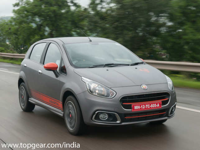 Fiat is ready with India's first true 'hot' hatch: Abarth Punto Evo