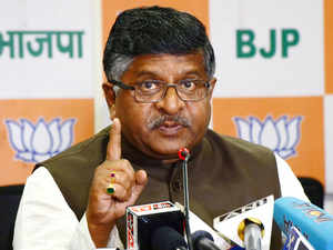 Trashing Gandhi's remarks as a 'non-issue', Ravi Shankar Prasad said BJP does not take note of his utterances as he is not a factor in the Bihar Assembly polls.