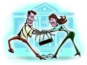 Are you financially cheating on your spouse? - The Economic Times