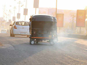 Society of Indian Automobile Manufacturers said that it is ready to leap-frog to stricter emission regulations over environmental concerns, provided that oil companies will supply higher grade fuel.