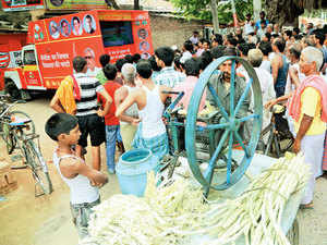 Reports from Bihar suggest that unprintable slogans were raised at BJP rallies against cow-killing, cow-killers and their religion.