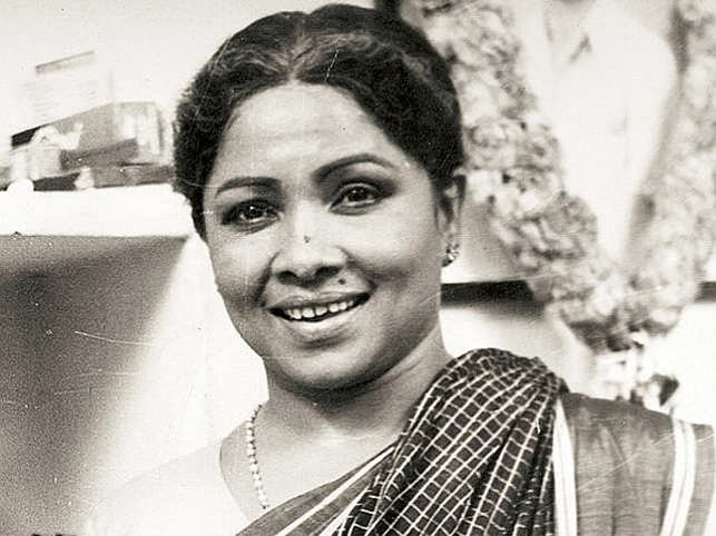 Popularly known as 'Aachi' by her fans, Manorama had a cardiac arrest.  She was 78. (Image: BCCL)
