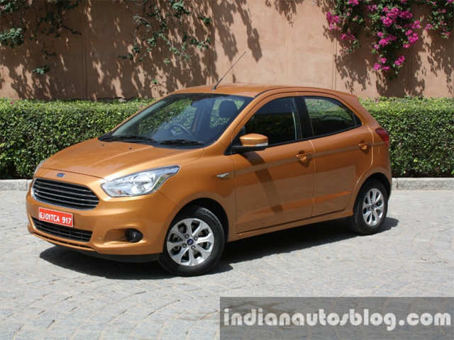 Ford Figosel And Petrol Automatic Review