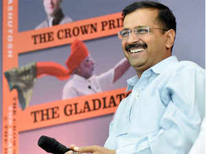 'I would like to say that AAP is probably the only party which wants its MLAs to work with a salary and not by employing any wrong means. '