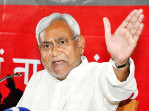 With Bihar CM Nitish Kumar aggressively targeting BJP's key campaigner, PM Modi, by calling him 'bahari' (outsider) as opposed to a Bihari in his election campaigns, team Amit Shah is all set to unveil a new slogan to counter it.