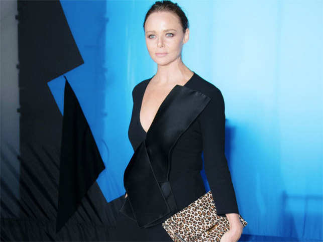 622e4cdd59 Fashion designer Stella McCartney has filed a lawsuit against Steve Madden  for allegedly copying her popular