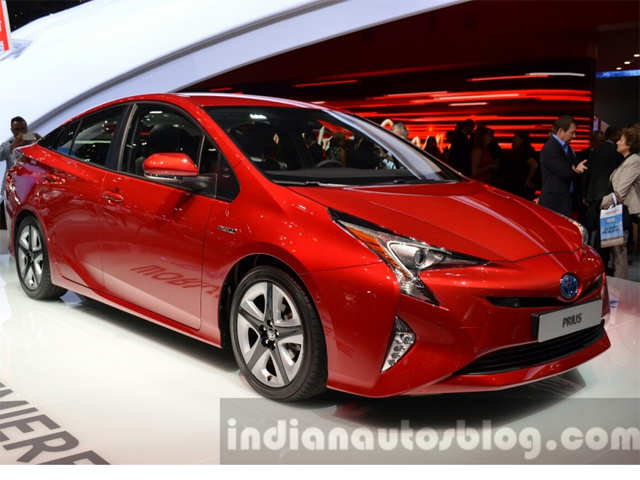 toyota news car prius new cars autocar iaa cost to from