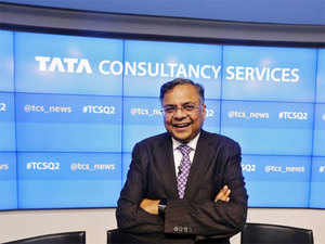 Tata Consultancy Services is banking heavily on its digital business to power future growth, the company's chief said on Tuesday even as it missed analyst expectations.