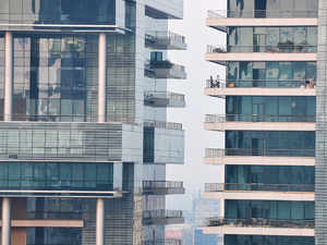 Indiabulls Real Estate is looking for a strategic partner for the London property it acquired last year.