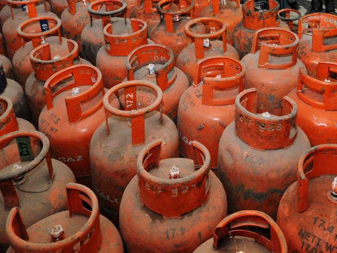 Lpg Gas Quantity