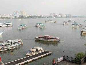 Unrelated file picture of Kochi port