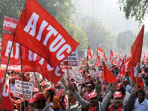 The labour ministry will soon revise the draft industrial relations code bill to allow constitution of a joint bargaining council to negotiate with the management in the event of a conflict, (Representative image)