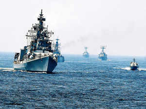 The Indian Navy announced grand plans to host IFR to showcase capabilities of the Indian navy along with navies of more than 46 nations, to be held in the first week of February next year.