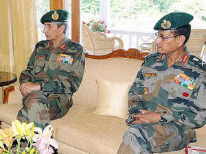 General officer Commanding in Chief of Northern Command Lt Gen D S Hooda complimented all ranks of the corps for their dedication and high degree of professionalism.