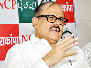 NCP General Secretary and MP Tariq Anwar announced the party's decision to quit the six-party Third Front at a press conference here.