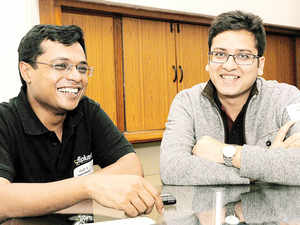 Sachin Bansal and Binny Bansal will now show up at the doorsteps of some customers, personally delivering goods and trying to gain insights into the online buyer's psyche.