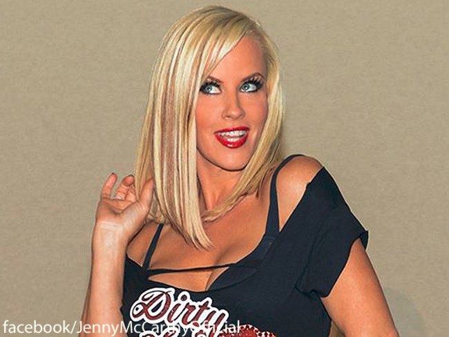 Ready to pose nude for Playboy: Jenny McCarthy