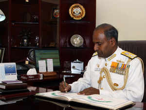 """""""We do several exercises annually with several countries. We exercise with US Navy, Japanese Navy, Australian Navy, French Navy, British Navy. It is an ongoing calendar,"""" Murugesan said."""