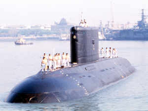 Sources told ET that the first submarine to be sent is the INS Sindhukesari that will be fitted with Klub land attack cruise missile.