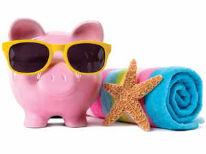 If you set aside a separate corpus for discretionary expenses like holidays, you are more likely to ensure you don't overspend.