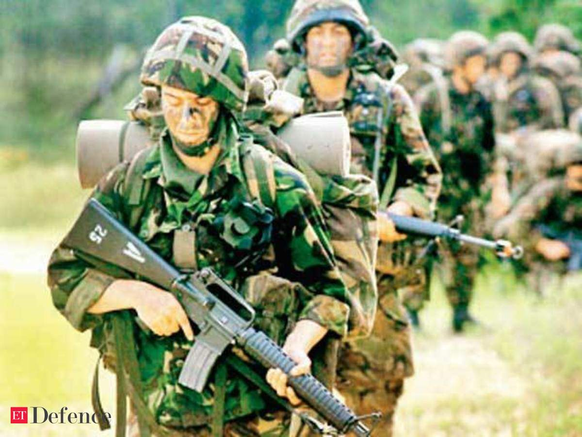 Top 10 countries with the strongest armies - The Economic Times