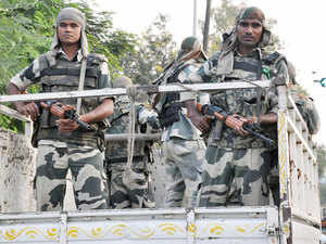 Army and Assam Rifles deployed along the international border in Manipur are maintaing strict vigil to check night movement, they said.