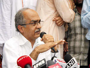 """Prashant Bhushan today accused Chief Minister Arvind Kejriwal of """"double standards"""" and playing """"cheap politics"""" over the gang rape of two minor girls in Delhi."""