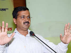 """""""A man like him, who has spent crores of city's tax- payers' money on his own advertisements, and in holding events in places outside Delhi, has no moral right to question anyone else's stand,"""" Satish Upadhyay said"""
