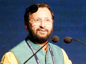 """""""If any party in the country is most communal, it is the Congress,"""" Union Minister and senior BJP leader Prakash Javadekar said."""
