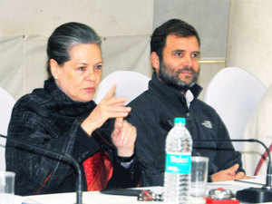 """Both Congress President Sonia Gandhi and Rahul Gandhi favour a """"mix of experience and youth"""" to strengthen the party, Congress chief spokesman said."""