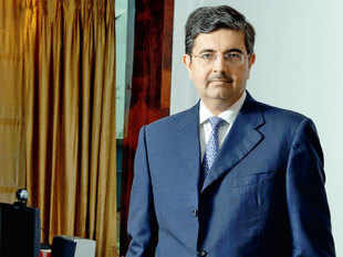 Uday Kotak as an entrepreneur, has achieved a lot, from advising industrialists like Adi Godrej on takeovers to safeguarding his baby from many a financial storm.
