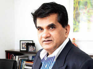 Amitabh Kant, the man who pilots initiatives to attract investment, sees the award as a recognition of the brand equity created for India.
