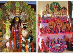 Navratri celebrations in Bengaluru have their roots in Mysuru, where the Kings made Dasara the most elaborately celebrated.