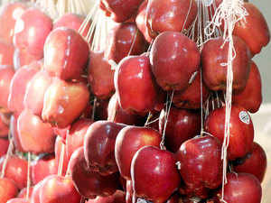 The production is likely to touch 6 lakh tonne at the end of the marketing season with apple from tribal areas and higher hills.