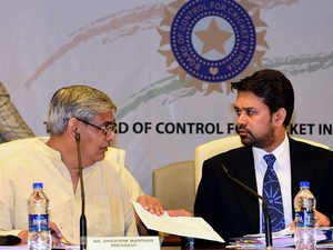 """""""The talks are not happening as of now due to the current situation but you cannot say that it won't happen in future,"""" a top BCCI source told PTI."""