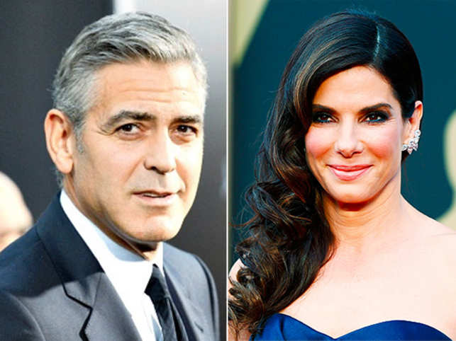 "Hollywood stars George Clooney and Sandra Bullock are longtime friends, but when it comes to work, the actor says that the lady is the ""boss""."