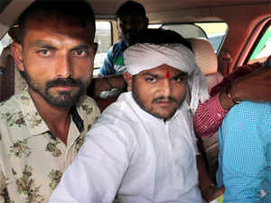 Police have collected concrete evidence before filing an FIR against Hardik, who is already under preventive detention of local police since yesterday.