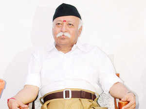 The RSS has been under persistent attack from secular alliance in Bihar and other political parties at national level over its chief's reported demand for review of reservation policy.