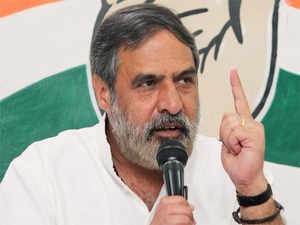 """Anand Sharma dubbed as """"unfortunate and deplorable"""" Jaitley's unusually strong remarks against the Supreme Court's reasoning for striking down the NJAC Act."""