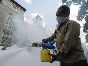 With nearly 1,850 fresh dengue cases reported in the last one week, the total number of people down with the vector-borne fever in the city this year has mounted to 12,531