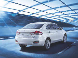Maruti Suzuki India today launched a variant of its mid-sized sedan Ciaz priced at Rs 9.2 lakh and Rs 10.28 lakh ex-showroom Delhi. (Representative image)