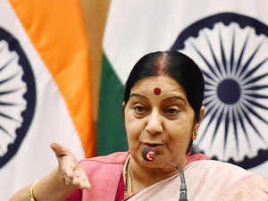 Sushma Swaraj today held talks with her Turkmen counterpart Rashid Meredov on key issues, including TAPI gas pipeline and Ashgabat Agreement on trade and transit.
