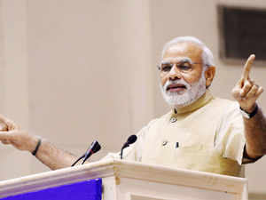 PM Narendra Modi said the entire banking sector is undergoing major transformation with the advent of latest technology.