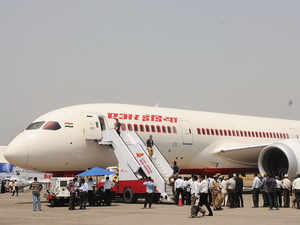 Air India's Boeing 787 Dreamliner aircraft, grounded since January this year, will be ready to fly by the end of this month, said Boeing after their meeting with Air India management in New Delhi today.