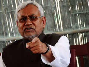 """""""Nitish Kumar is going for second marriage. No girl wants to garland a man going for second marriage,"""" senior BJP leader Sushil Kumar Modi told an election rally"""