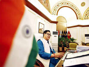 Rijiju visited the Nabhidang BoP, which is located at the height of 15,000 feet and close to Indo-China and Indo-Nepal border, and is also known as tri-junction.