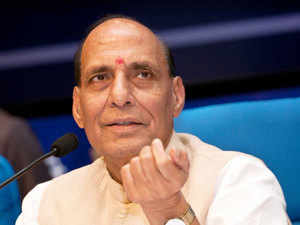 Rajnath Singh called up Punjab chief minister Parkash Singh Badaleven as several major cities remained out of bounds for commuters.
