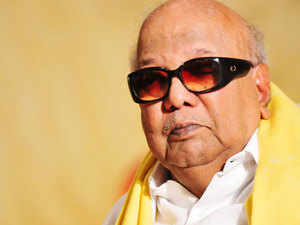 DMK today questioned the state government's decision to sell tur dal through state-run outlets, saying the latter had woken up from sleep, 'probably' because elections are due next year.