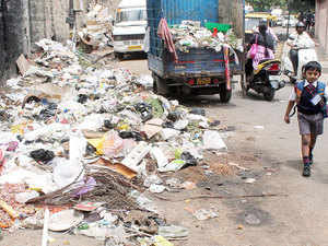 "A recent inspection has brought out a ""dismal"" picture of negligence by some civic bodies in dealing with the issue of solid waste management."