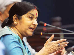 """I want to tell you that Russia is India's tried and tested partner and a real friend. Our foreign policy towards Russia has always been the same,"" Swaraj said."
